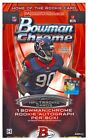 2014 BOWMAN CHROME FOOTBALL HOBBY BOX! 1 AUTO PER BOX!