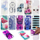 Silicone Rubber Soft TPU Gel Phone Protective Case Cover Skin For HTC Desire 825
