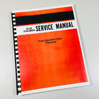 ALLIS CHALMERS FUEL INJECTION DATA NO. 3 TRACTOR SERVICE MANUAL