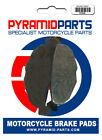 Rear Brake Pads PP408 MBK YP 400 Skyliner 2004