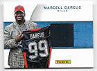MARCELL DAREUS 2012 PANINI BLACK FRIDAY ROOKIE Patch Out-of-Pack Quality