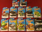 12 TV HOT WHEELS DIECAST CARS FACTORY SEALED NM MINT 1 64 DIECASTALL DIFFERENT