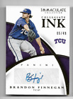 2016 Panini TCU Horned Frogs Collegiate Trading Cards 12