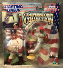 1999 Starting Lineup SLU Cooperstown Collection BOB GIBSON Cardinals *MINT*