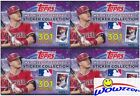 (4)2017 Topps Baseball Stickers MASSIVE Factory Sealed 50 Pack Box-1,600 Sticker