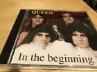 Queen In The Beginning Cd Album Rare Demos + Mixes Cd