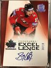 2009-10 The Cup - Sidney Crosby - Programme of Excellence Team Canada Auto 10