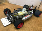 Vintage 1/8-Scale PB Chain Drive System R/C Gas Racing Car
