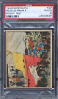 1940 R145 Gum Inc. Superman #27 Rescue from a Rocky Reef PSA 2