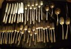 45 pc. LOT Candlelight Sterling Silver Flatware Pat. 1934