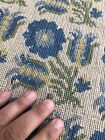 Auth: Antique Greek Islands Ottoman Needle Work Rug   Rare  5x7 Collectors Pc NR