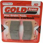 Brake Disc Pads Front R/H Goldfren for 2006 KTM 640 Duke II (Limited Edition)