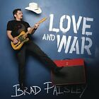 PAISLEY,BRAD-LOVE & WAR  CD NEW
