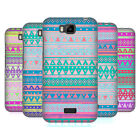 OFFICIAL NIKA MARTINEZ TRIBAL PRINTS HARD BACK CASE FOR HUAWEI PHONES 2