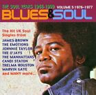 Various Artists - Blues & Soul Years Vol. 5 - Various Artists CD XUVG The Fast