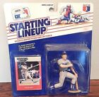 Starting Lineup New 1988 Steve Sax Figurine and Card