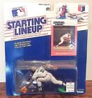 Starting Lineup New 1988 Willie Randolph NY Yankees Figurine and Card