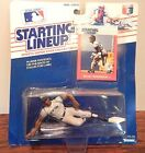 Starting Lineup New 1988 Rickey Henderson NY Yankees Figurine and Card