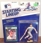 Starting Lineup New 1989 Wade Boggs Boston Red Sox Figurine and Card