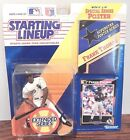 Starting Lineup New 1992 Frank Thomas Chicago White Sox Figurine and Card