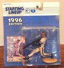 Starting Lineup New 1996 Fred McGriff Atlanta Braves Figurine and Card