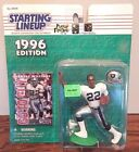 Starting Lineup 1996 NFL Harvey Williams Oakland Raiders  figurine and card