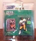 Starting Lineup 1996 NFL Kordell Stewart Pittsburgh Steelers figurine and card