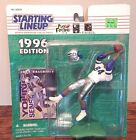Starting Lineup 1996 NFL Joey Galloway Seattle Seahawks figurine and card