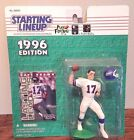 Starting Lineup 1996 NFL Dave Brown New York Giants figurine and card