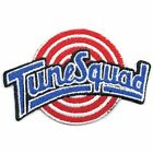 Tune Squad Basketball Team Logo Embroidered Iron On Patch