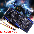 GTX960 4GB DDR5 HDMI 128Bit PCI Express Video Graphics Card For NVIDIA GeForce