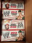 2012 Topps WWE Wrestling Factory Sealed Hobby Box - 2 Hits Per Box