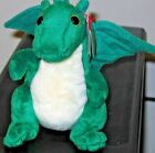 Ty Beanie Baby ~ DEWI Y DDRAIG the Dragon (UK Exclusive) MWMT