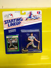 1989 Starting LIneup Robby Thompson/San Francisco Giants/Florida/SLU//RARE/MLB