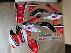 Team Honda Racing graphics Honda CRF450R CRF450   2005 2006 2007 2008