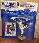 1997 Randy Johnson Seattle Mariners Starting Lineup in pkg with Baseball Card
