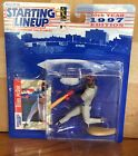 1997 Brian McRae Chicago Cubs Starting Lineup in pkg with Baseball Card