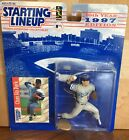 1997 Chan Ho Park Los Angeles Dodgers Rookie Starting Lineup in pkg with BB Card