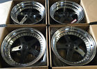 4 PCS 18 ESR SR04 Gunmetal Wheels 18X85 5X120 +30 Rims Set For Pontiac GTO