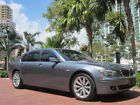 BMW 7 Series 750Li Florida below $6100 dollars