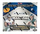 2016 PANINI PRIZM FOOTBALL JUMBO BOX - 3 AUTOS!