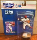 1996 Ozzie Smith Saint Louis Cardinals Starting Lineup in pkg w/ Baseball Card