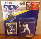1991 Andre Dawson Chicago Cubs Starting Lineup in pkg w/ Baseball Card