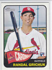 Randal Grichuk Rookie Cards and Key Prospect Card Guide 13