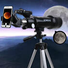 Kids Gift Terrestrial Astronomical Refractor Telescope for Beginners with Tripod