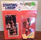 Starting Lineup 1993 NBA Stacey Augmon Figure and card