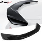 Fits 16 21 Chevy Camaro ZL1 Style Trunk Spoiler Gloss Black ABS