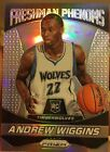 Andrew Wiggins Breaks Down the 2014-15 Panini Prizm Basketball Prizm Parallels 31