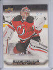 15/16 UD Series 1 New Jersey Devils Cory Schneider UD Canvas card #C52