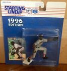 1996 Mo Vaughn Boston Red Sox Starting Lineup in pkg w/ Baseball Card